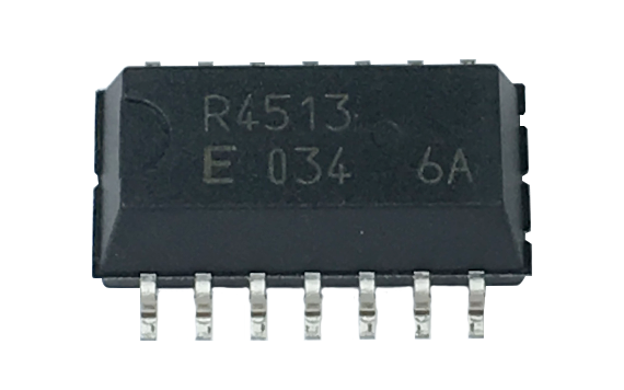 Optocoupler IC