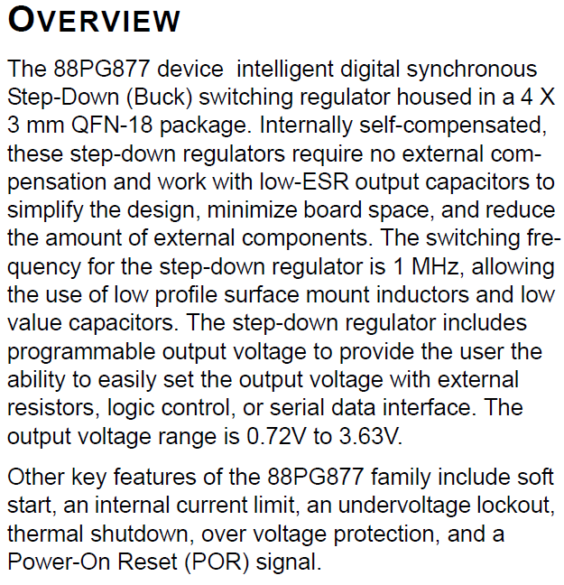 88PG877-A3-NFB1C000 OVERVIEW