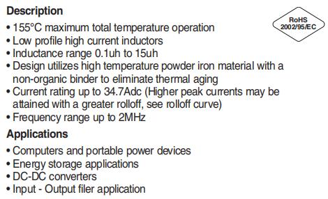 FP3-1R0-R Description and Applications