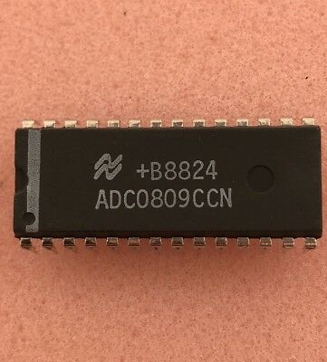 ADC0809CCN Supplier