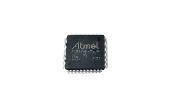AT91SAM7X256C-AU