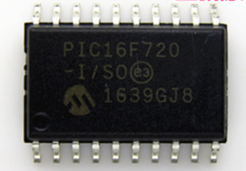 PIC16F720-I-SO Distributor