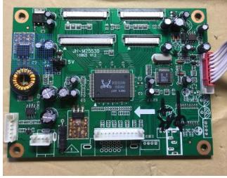 RTD2533VH Application Board