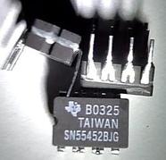 SN55452BJG Supplier