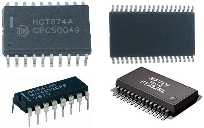 Interface Intergrated Circuit