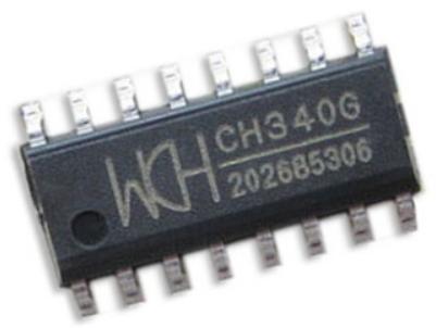 CH340G distributor