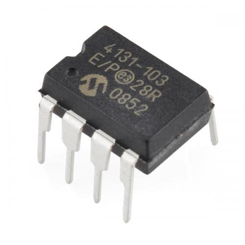 5 pieces Digital Potentiometer ICs Dual 7B V SPI POT