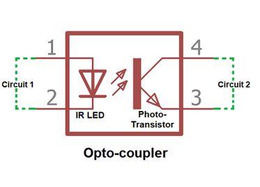 Opto coupler IC