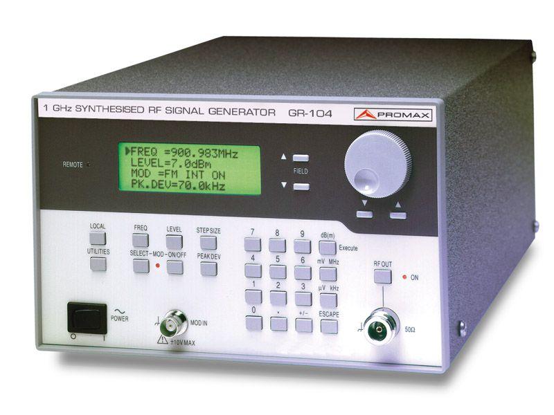Radio frequency equipment