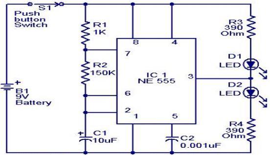 Timer IC Circuits