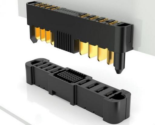 Blade electrical connector