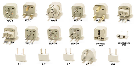 Electrical adapter Kit