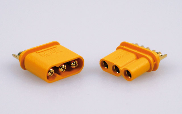 plug and socket electrical connector