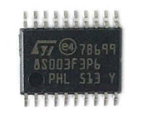 STM8S003F3P6TR supplier